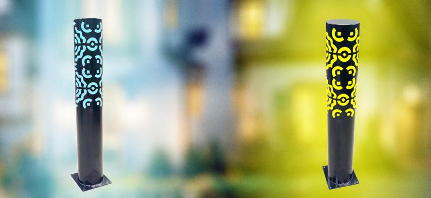 Светодиодный уличный светильник 4