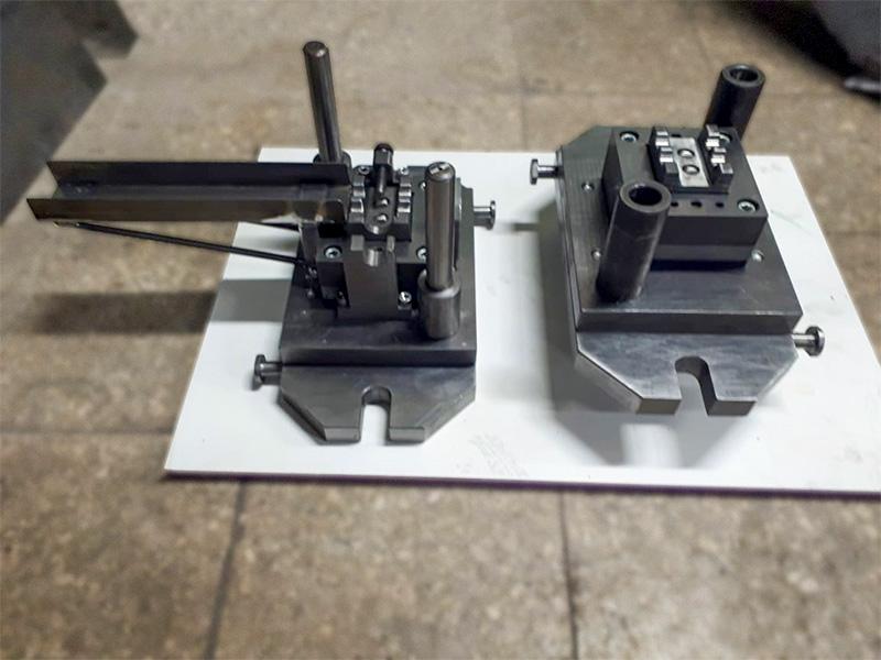 Производство штампов и пресс-форм